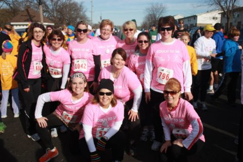Ladies Couch to 5K Running Group