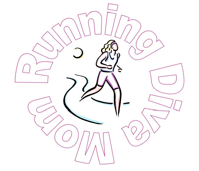 Running Diva Mom – Women's Running & Fitness Coach Logo
