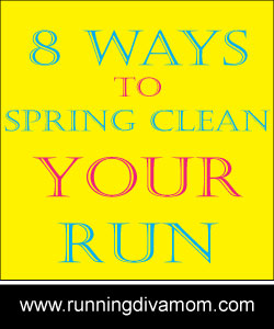 8 ways to spring clean your run