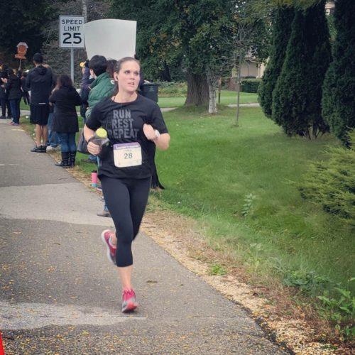 2018 Lakefront Marathon Race Report