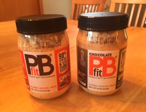 PB Fit Peanut Butter Powder Review