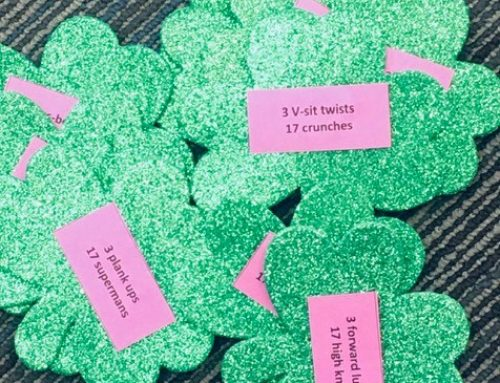 Rock the Shamrock Workout for St. Patrick's Day