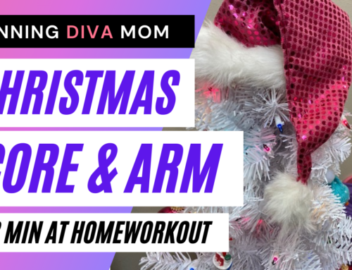 Christmas Core & Arm At Home Workout