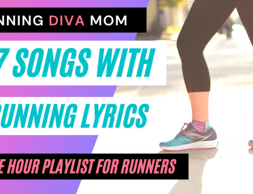 "17 songs with ""run"" lyrics for running"