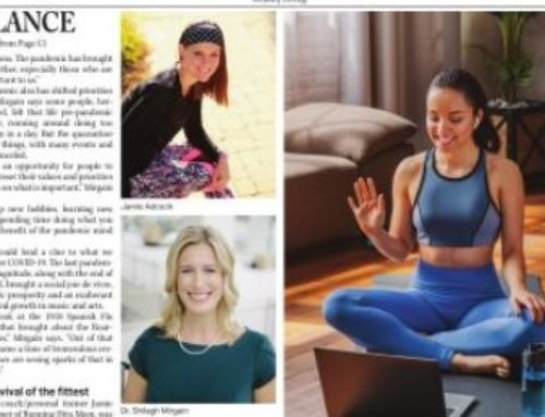 RDM featured in Healthy Living feature – Finding Balance